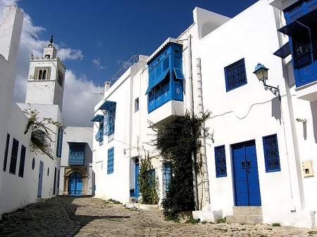 TUNIS, CARTHAGE & SIDI BOU SAID